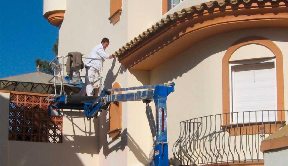 Somos expertos en trabajos verticales en la zona de Huelva