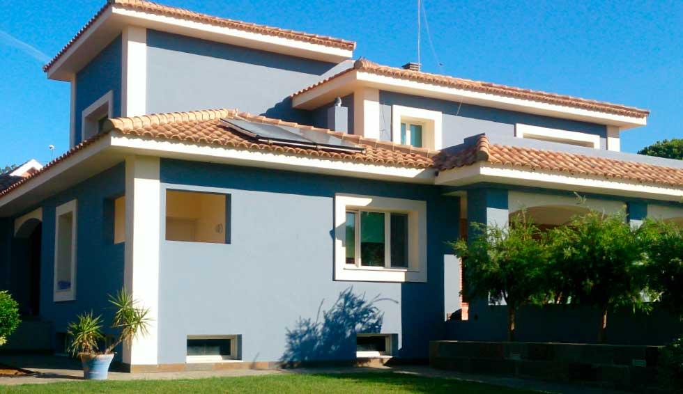 Rehabilitamos todo tipo de fachadas de viviendas